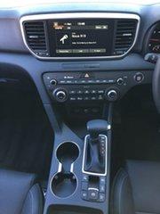 2019 Kia Sportage QL MY20 SX+ AWD Sparkling Silver 8 Speed Sports Automatic Wagon
