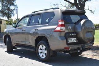2013 Toyota Landcruiser Prado KDJ150R MY14 GXL Bronze 5 Speed Sports Automatic Wagon.