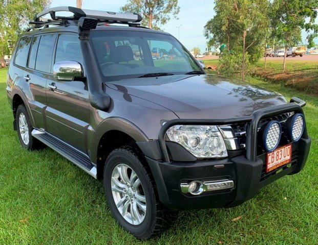 Used Mitsubishi Pajero NX MY15 GLX, 2015 Mitsubishi Pajero NX MY15 GLX Bronze 5 Speed Sports Automatic Wagon