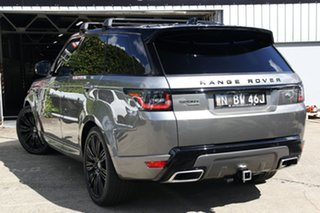 2018 Land Rover Range Rover Sport L494 19MY SDV6 HSE Bronze 8 Speed Sports Automatic Wagon.