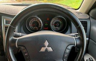 2015 Mitsubishi Pajero NX MY15 GLX Bronze 5 Speed Sports Automatic Wagon