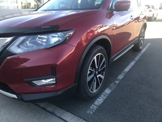 2019 Nissan X-Trail T32 Series II N-TREK X-tronic 4WD Ruby Red 7 Speed Constant Variable Wagon.