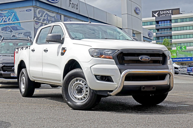 Used Ford Ranger PX MkII XL Double Cab, 2015 Ford Ranger PX MkII XL Double Cab White 6 Speed Sports Automatic Utility