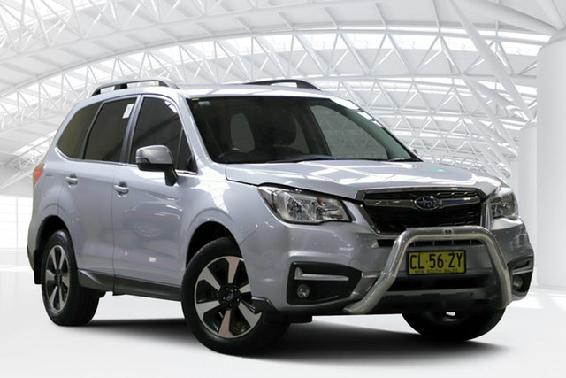 Used Subaru Forester MY18 2.5I-L, 2017 Subaru Forester MY18 2.5I-L Grey Continuous Variable Wagon