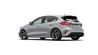 2021 Ford Focus SA 2021MY ST-Line Moondust Silver 8 Speed Automatic Hatchback