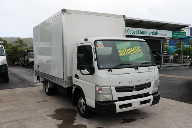 Used Mitsubishi Fuso Canter  , 2014 Mitsubishi Fuso Canter White Automatic Truck