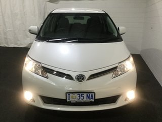 2013 Toyota Tarago ACR50R MY13 GLi Chrystal Peral/cloth 7 Speed Constant Variable Wagon