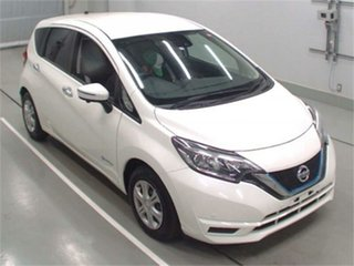 2018 Nissan Note e- Power - X White.