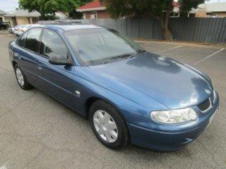 2002 Holden Commodore VX II Acclaim 4 Speed Automatic Sedan.