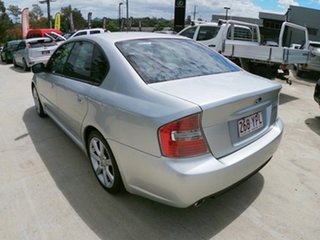 2006 Subaru Liberty B4 Grey 4 Speed Automatic Sedan