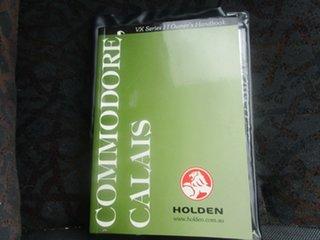 2002 Holden Commodore VX II Acclaim 4 Speed Automatic Sedan