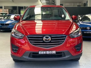 2015 Mazda CX-5 KE1032 Akera Red Sports Automatic Wagon.
