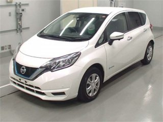 2018 Nissan Note e- Power - X White