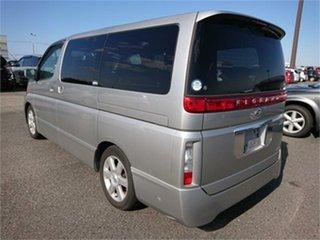 2003 Nissan Elgrand NE51 Highwaystar Silver Automatic Wagon.