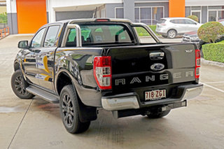 2019 Ford Ranger PX MkIII 2019.75MY XLT Pick-up Double Cab Shadow Black 6 Speed Sports Automatic.