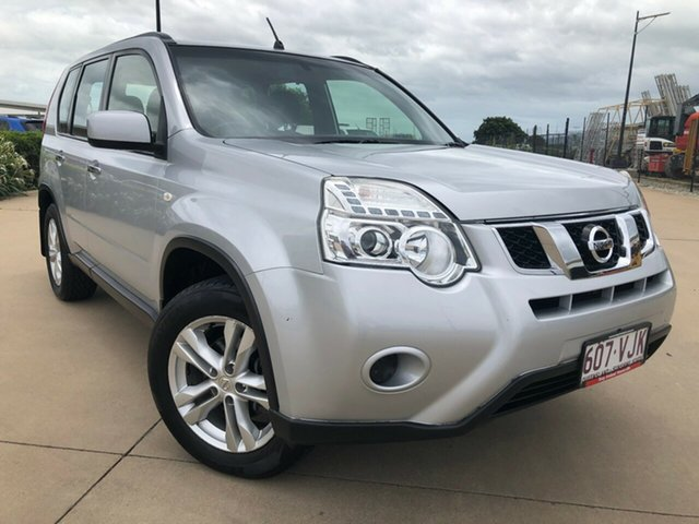 Used Nissan X-Trail T31 Series IV ST, 2012 Nissan X-Trail T31 Series IV ST Silver 1 Speed Constant Variable Wagon