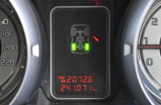2012 Mitsubishi Pajero NW MY13 GLX White 5 Speed Sports Automatic Wagon.