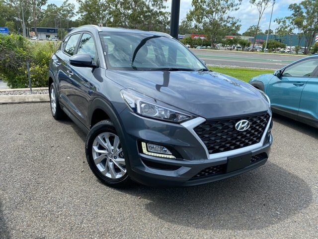New Hyundai Tucson TL4 MY20 Active 2WD, 2020 Hyundai Tucson TL4 MY20 Active 2WD Grey 6 Speed Automatic Wagon
