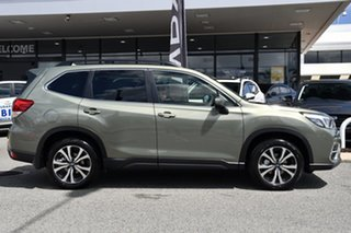 2019 Subaru Forester S5 MY20 2.5i Premium CVT AWD Jasper Green Metallic 7 Speed Constant Variable