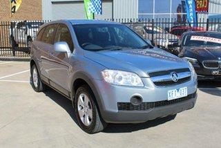 2009 Holden Captiva CG MY09.5 SX (4x4) Grey 5 Speed Automatic Wagon.