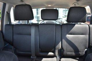 2012 Mitsubishi Pajero NW MY13 GLX White 5 Speed Sports Automatic Wagon
