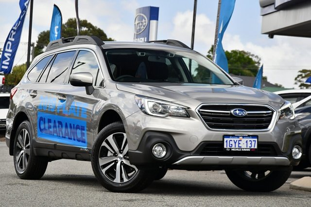 Demo Subaru Outback B6A MY19 2.5i CVT AWD, 2019 Subaru Outback B6A MY19 2.5i CVT AWD Tungsten Metal 7 Speed Constant Variable Wagon