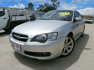 2006 Subaru Liberty B4 Grey 4 Speed Automatic Sedan.