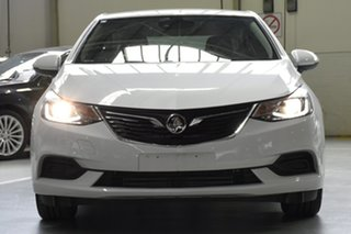 2018 Holden Astra BL MY17 LS Plus Summit White 6 Speed Automatic Sedan