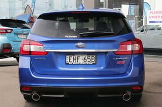 2020 Subaru Levorg MY20 2.0 STI Sport (AWD) WR Blue Mica Continuous Variable Wagon