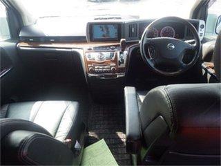 2010 Nissan Elgrand E51 Highway Star White Automatic Wagon