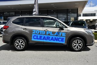 2019 Subaru Forester S5 MY20 2.5i-L CVT AWD Sepia Bronze 7 Speed Constant Variable Wagon