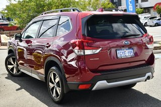 2019 Subaru Forester S5 MY20 2.5i-S CVT AWD Crimson Red 7 Speed Constant Variable Wagon.
