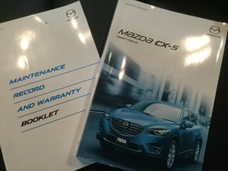 2016 Mazda CX-5 KE1032 Akera SKYACTIV-Drive i-ACTIV AWD Red/Black 6 Speed Sports Automatic Wagon