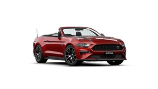2020 Ford Mustang FN 2020MY High Performance Rapid Red 10 Speed Sports Automatic Convertible