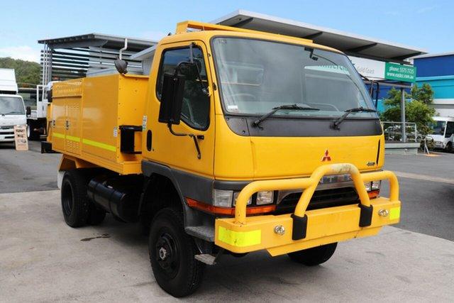Used Mitsubishi Canter  , 1996 Mitsubishi Canter Yellow Manual Truck