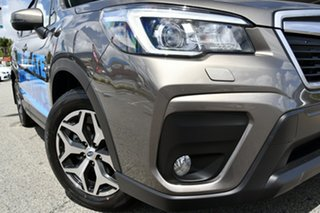 2019 Subaru Forester S5 MY20 2.5i-L CVT AWD Sepia Bronze 7 Speed Constant Variable Wagon.