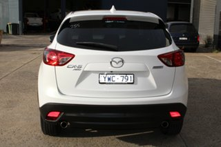 2012 Mazda CX-5 Maxx Sport (4x4) White 6 Speed Automatic Wagon