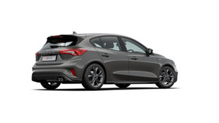 2021 Ford Focus SA 2021MY ST-Line Magnetic 8 Speed Automatic Hatchback