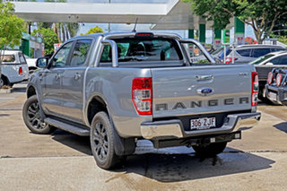 2019 Ford Ranger PX MkIII 2019.75MY XLT Pick-up Double Cab Aluminium 6 Speed Sports Automatic.