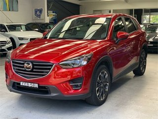 2015 Mazda CX-5 KE1032 Akera Red Sports Automatic Wagon