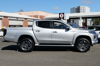 2020 Mitsubishi Triton MR MY20 GLX-R Double Cab Sterling Silver 6 Speed Sports Automatic Utility