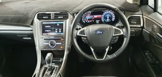 2015 Ford Mondeo MD Titanium PwrShift Silver 6 Speed Sports Automatic Dual Clutch Hatchback.