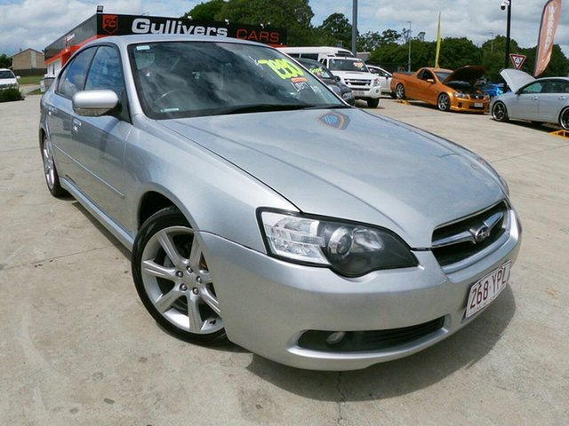 Used Subaru Liberty B4 , 2006 Subaru Liberty B4 Grey 4 Speed Automatic Sedan