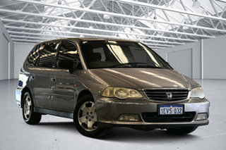 2000 Honda Odyssey 1st Gen Grey 4 Speed Automatic Wagon.