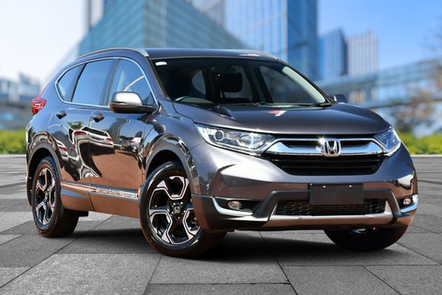 Used Honda CR-V RW MY19 VTi-S FWD, 2019 Honda CR-V RW MY19 VTi-S FWD Grey 1 Speed Constant Variable Wagon