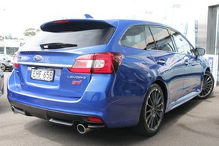 2020 Subaru Levorg MY20 2.0 STI Sport (AWD) WR Blue Mica Continuous Variable Wagon.