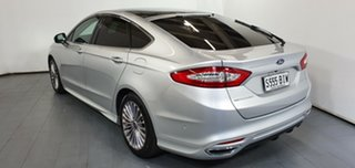2015 Ford Mondeo MD Titanium PwrShift Silver 6 Speed Sports Automatic Dual Clutch Hatchback