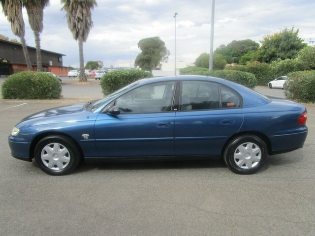 Used Holden Commodore VX II Acclaim, 2002 Holden Commodore VX II Acclaim 4 Speed Automatic Sedan