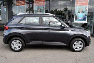 2019 Hyundai Venue QX MY20 Go Cosmic Grey 6 Speed Automatic Wagon