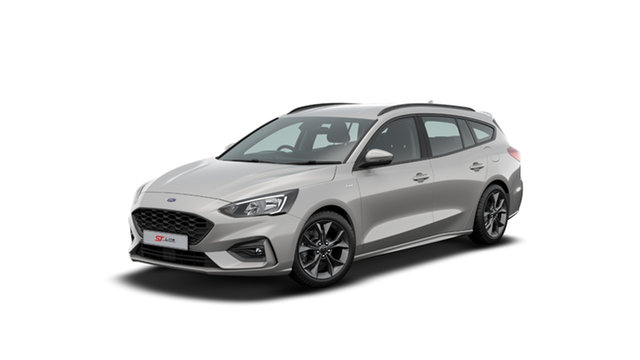 New Ford Focus SA 2020.25MY ST-Line, 2020 Ford Focus SA 2020.25MY ST-Line White 8 Speed Auto Wagon